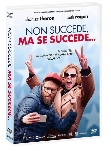 Non succede, ma se succede… (DVD) di Jonathan Levine - DVD