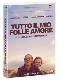 Cover Dvd Tutto il mio folle amore (DVD)