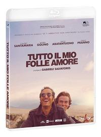 Cover Dvd Tutto il mio folle amore (Blu-ray + DVD)