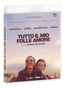 Tutto il mio folle amore (Blu-ray + DVD) di Gabriele Salvatores - DVD + Blu-ray