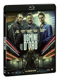 Cover Dvd Gli uomini d'oro (Blu-ray + DVD)