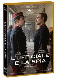 Cover Dvd L' ufficiale e la spia (DVD)