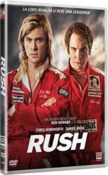 Rush (DVD) di Ron Howard - DVD