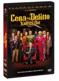 Cover Dvd Cena con delitto (DVD)