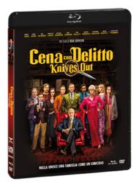 Cover Dvd Cena con delitto (DVD + Blu-ray)