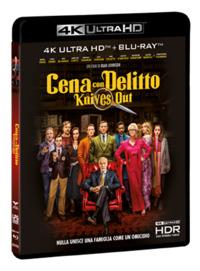Cover Dvd Cena con delitto (Blu-ray + Blu-ray Ultra HD 4K)