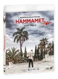 Cover Dvd Hammamet (DVD + Blu-ray)