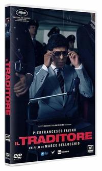 Cover Dvd Il traditore (DVD)