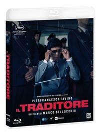 Cover Dvd Il traditore (Blu-ray)