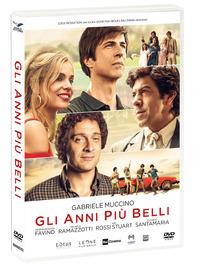 Cover Dvd Gli anni più belli (DVD)