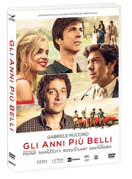 Gli anni più belli (DVD) di Gabriele Muccino - DVD