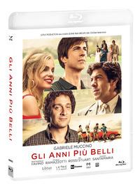 Cover Dvd Gli anni più belli (Blu-ray)