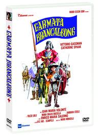 Cover Dvd L' armata Brancaleone (DVD)