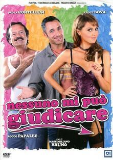 Nessuno mi può giudicare (DVD) di Ettore Maria Fizzarotti - DVD