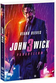 Film John Wick 3. Parabellum (DVD) Chad Stahelski