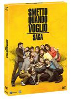 4 Cofanetto Smetto quando voglio. Con Card da collezione (4 DVD)