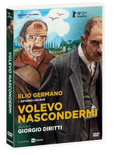 Film Volevo nascondermi (DVD) Giorgio Diritti