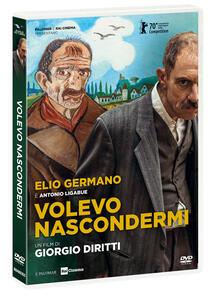 Volevo nascondermi (DVD) di Giorgio Diritti - DVD