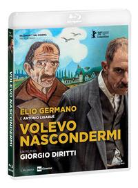 Cover Dvd Volevo nascondermi (Blu-ray)