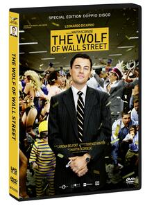 Film The Wolf of Wall Street. Special Edition (2 DVD) Martin Scorsese
