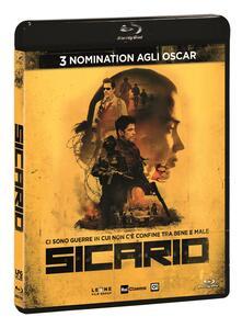 Sicario (Blu-ray) di Denis Villeneuve - Blu-ray