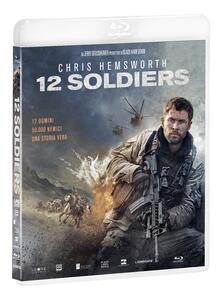 12 Soldiers (Blu-ray) di Nicolai Fuglsig - Blu-ray