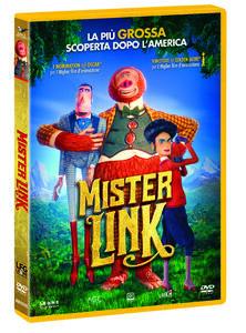 Film Mister Link (DVD) Chris Butler