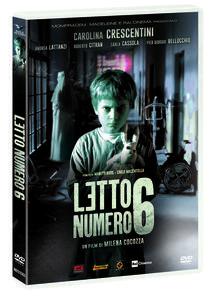 Letto numero 6 (DVD) di Milena Cocozza - DVD
