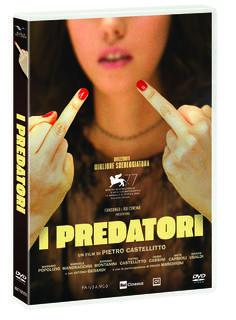 Film predatori (DVD) Pietro Castellitto