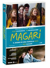 Cover Dvd Magari (DVD)
