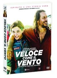 Cover Dvd Veloce come il vento (DVD)
