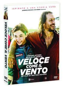 Veloce come il vento (DVD) di Matteo Rovere - DVD