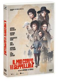 Cover Dvd Il mio corpo vi seppellirà (DVD)