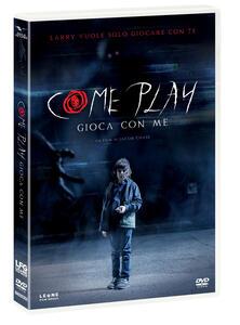 Film Come Play. Gioca con me (DVD) Jacob Chase