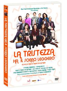 La tristezza ha il sonno leggero (DVD) di Marco Mario de Notaris - DVD
