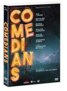 Film Comedians (DVD) Gabriele Salvatores