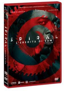 Film Spiral. L'eredità di Saw (DVD) Darren Lynn Bousman