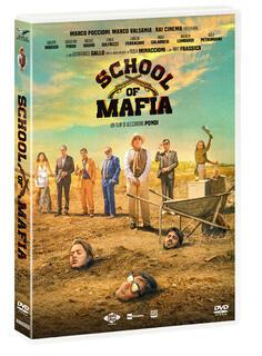 Film School of Mafia (DVD) Alessandro Pondi