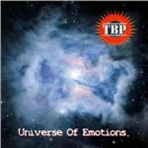 Foto Cover di Universe of Emotions, CD di TBP, prodotto da Zeta Factory