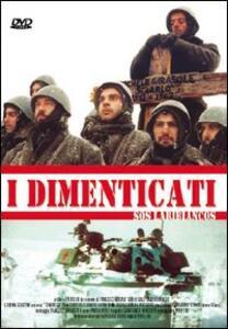 I dimenticati. Sos Laribiancos di Piero Livi - DVD