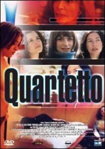 Quartetto di Salvatore Piscicelli - DVD