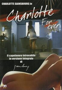 Charlotte For ever di Serge Gainsburg - DVD