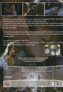 Charlotte For ever di Serge Gainsburg - DVD - 2