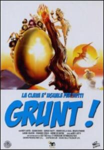 Grunt! di Andy Luotto - DVD