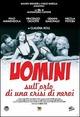 Cover Dvd DVD Uomini sull'orlo di una crisi di nervi