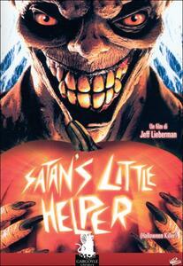 Satan's Little Helper. Halloween Killer di Jeff Lieberman - DVD