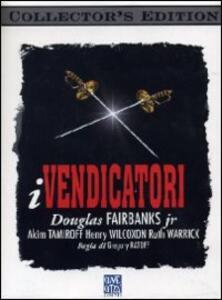 I vendicatori<span>.</span> Collector's Edition di Gregory Ratoff - DVD