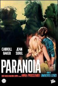 Paranoia di Umberto Lenzi - DVD