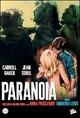 Cover Dvd DVD Paranoia