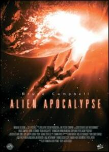 Alien Apocalypse di Josh Becker - DVD